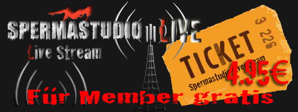 Livestream Spermastudio