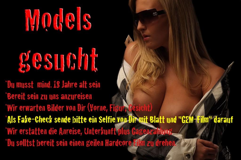 Models gesucht