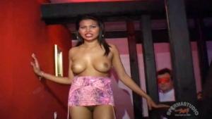 Thai slut fucking