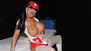 Spermhospital Night-Nurse Jessy