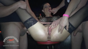 Dacada creampie session 2