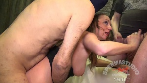 Sexy Natalie sperm dip Cam 2
