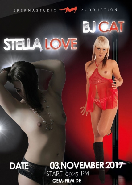 Production Stella Love and BJ Cat at 03.11.2017
