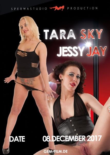 Production Tara Sky and Jessy Jay at 08.12.2017