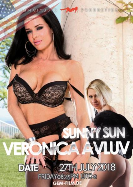 Veronica Avluv 24th July 2018 Spermastudio