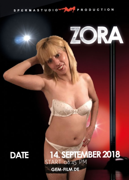 Livestream Production with Zora at 14th September 2018 Spermastudio