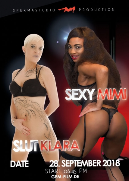 Production Sexy Mimi & Slut Klara at 28th September 2018