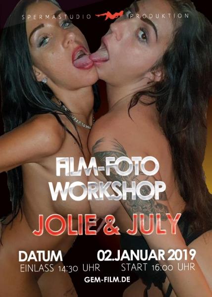 Private Workshop mit Josie und July am 02.02.2019