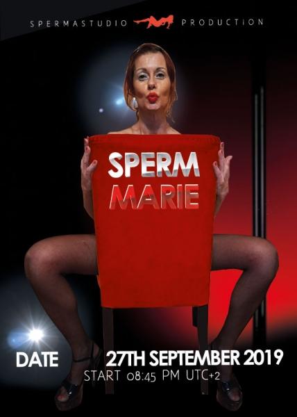 Spermarie live stream spermastudio