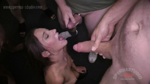 Facial and Creampie Compilation 3